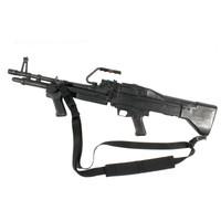 Blackhawk Swift Maching Gun Sling (S.A.W./M-240/M-60) - Black