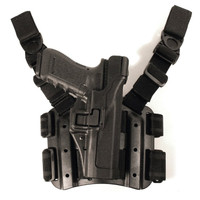 Blackhawk SERPA Level 3 Tactical Holster - Black