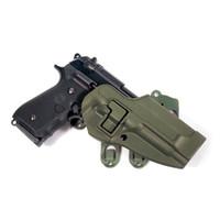 Blackhawk S.T.R.I.K.E. Platform with SERPA Holster (Beretta Only) - Olive Drab