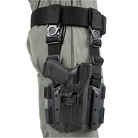 Blackhawk SERPA Level 3 Light Bearing Tactical Holster - Black
