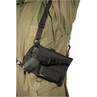 Blackhawk Nylon Universal Spec Ops Pistol Harness - Black