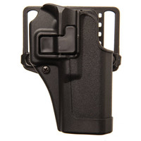 Blackhawk SERPA CQC Concealment Holster Matte Finish - Black