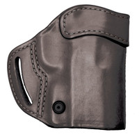 Blackhawk Leather Compact Askins Holster - Black