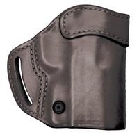 Blackhawk Leather Compact Askins Holster - Black