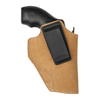 Blackhawk Suede Leather Angle Adjustable ISP Holster - Brown