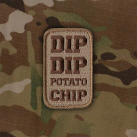 Dip Dip Potato Chip - Patch