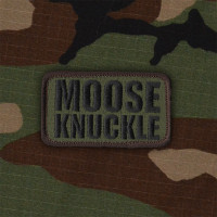 Moose Knuckle - Patch