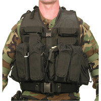 Blackhawk D.O.A.V Assault Vest System - Black