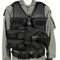 Blackhawk Omega Elite Cross Draw/ EOD Vest - Black