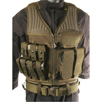 Blackhawk Omega Elite Operator Vest - 40mm/ Rifle - Olive Drab