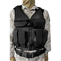 Blackhawk Omega Elite Tactical Vest #1 - Black