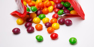 Happy Colorful Candy