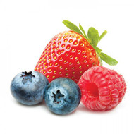 Berry Mix Eliquid | Vape junkie Ejuice - A fresh tasting blend of raspberry, blueberry, and other berry flavors!
