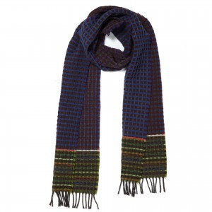 Wallace Sewell Scarf- Lambswool Honeycomb (Vic)