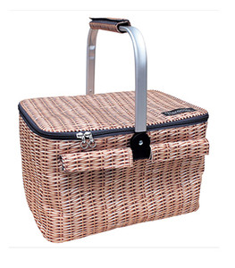 Vacances - Cooler Faux Panier Handle Basket