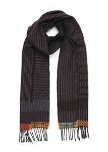 Wallace Sewell - Dark Duo Scarf