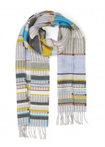Wallace Sewell - Yellow Klee Scarf