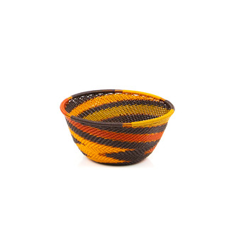 Extra small telephone wire bowl