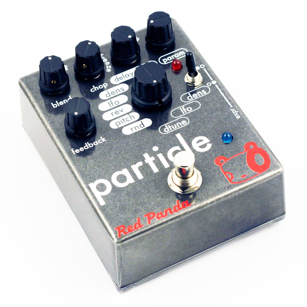 Particle - Ghost Black
