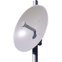 Radwin 5GHz, 2ft, Dual Pol, 28 dBi, Dish Antenna (Gabriel), RW-9721-5260