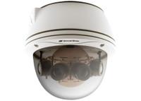 Arecont 8MP 180 deg IP Camera, Day/Night, H/B, AV8185DN-HB
