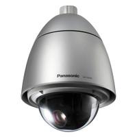 Panasonic 720p HD Outdoor PTZ Network Camera, POE+, Rain Coat, WV-SW395A