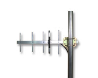 ZDA 900-928MHz 50deg 11dBi Yagi antenna, Horizontal & Vertical Pol, ZDADJ928-11YG