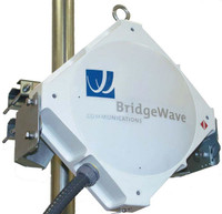 Bridgewave 60GHz 100Mbps Wireless Bridge, FE60U
