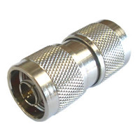 WLANmall N-Male to Male Coupler Adapter, ADPT-NM-NM