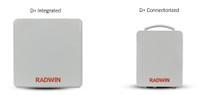 Radwin 2000D-Plus, 750 Mbps Wireless Bridge 5.8GHz Band, All Models, RW-2050-D100, RW-2050-D200
