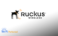 Ruckus 2.4 GHz Omni-Directional antenna, horizontally polarized, 6dBi, 911-0006-HP01