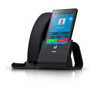 "Enterprise VoIP Phone with 5"" Touchscreen Base Model, UVP"