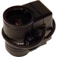 Axis 2.8mm Lens for M3006-V, 5503-981