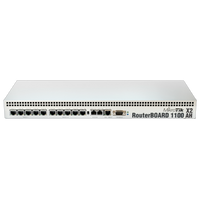 MikroTik 10 Port RouterBoard, RB1100AHX2