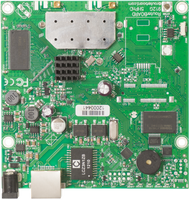 MikroTIk AR9342 600MHz 2.4GHz RouterBoard, RB911G-2HPnD