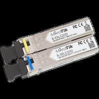 MikroTik Pair of SFP Modules, S-35LC20D + S-53LC20D, S-3553LC20D