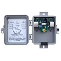 WBH, Outdoor 100 Mbps Ethernet Surge Protector, 800-444SS-SMT-HV