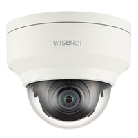 Samsung 2MP Vandal-Resistant Dome Network Camera 2.4mm Fixed Lens, XNV-6010