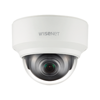 Samsung 2Mp Indoor Vandal-Resistant Dome Network Camera, XND-6080V
