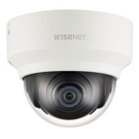 Samsung 2MP Indoor Vandal-Resistant Dome Network Camera 2.4mm Fixed Lens, XND-6010