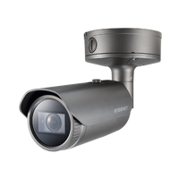 Samsung 5MP Outdoor Bullet Network IR Camera, XNO-8080R