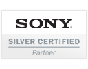 Sony Silver Certified Partner