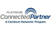 Cambium Networks Platinum connected partner