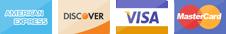 amex discover visa mastercard