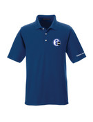 6abc Men's Devon and Jones Performance Polo