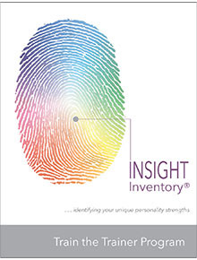 INSIGHT Inventory Train-the-Trainer Program