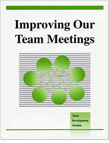 Module #12 - Improving Our Team Meetings (10-pack)