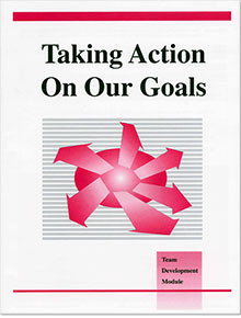 Module #05 - Taking Action On Our Goals (10-pack)
