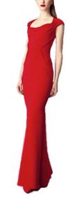 Chiara Boni La Petite Robe Dagmara Full Length Dress