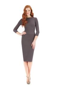 Chiara Boni La Petite Robe Lulie Crepe Dress